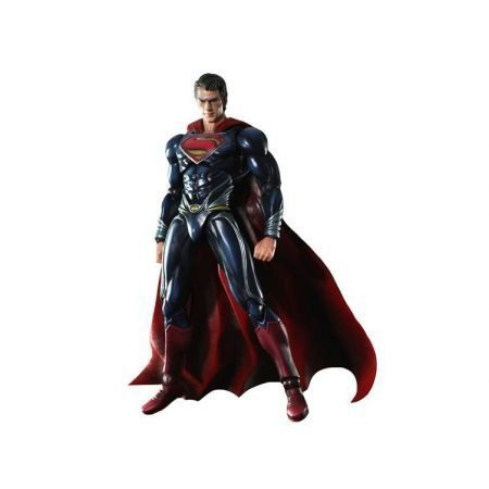 Superman Man of Steel - Play Arts Kai