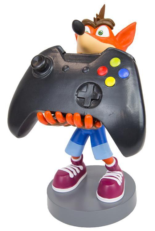 Suporte Para Celular e Controle de Vídeo Game: Crash Bandicoot - Exquisite Gaming
