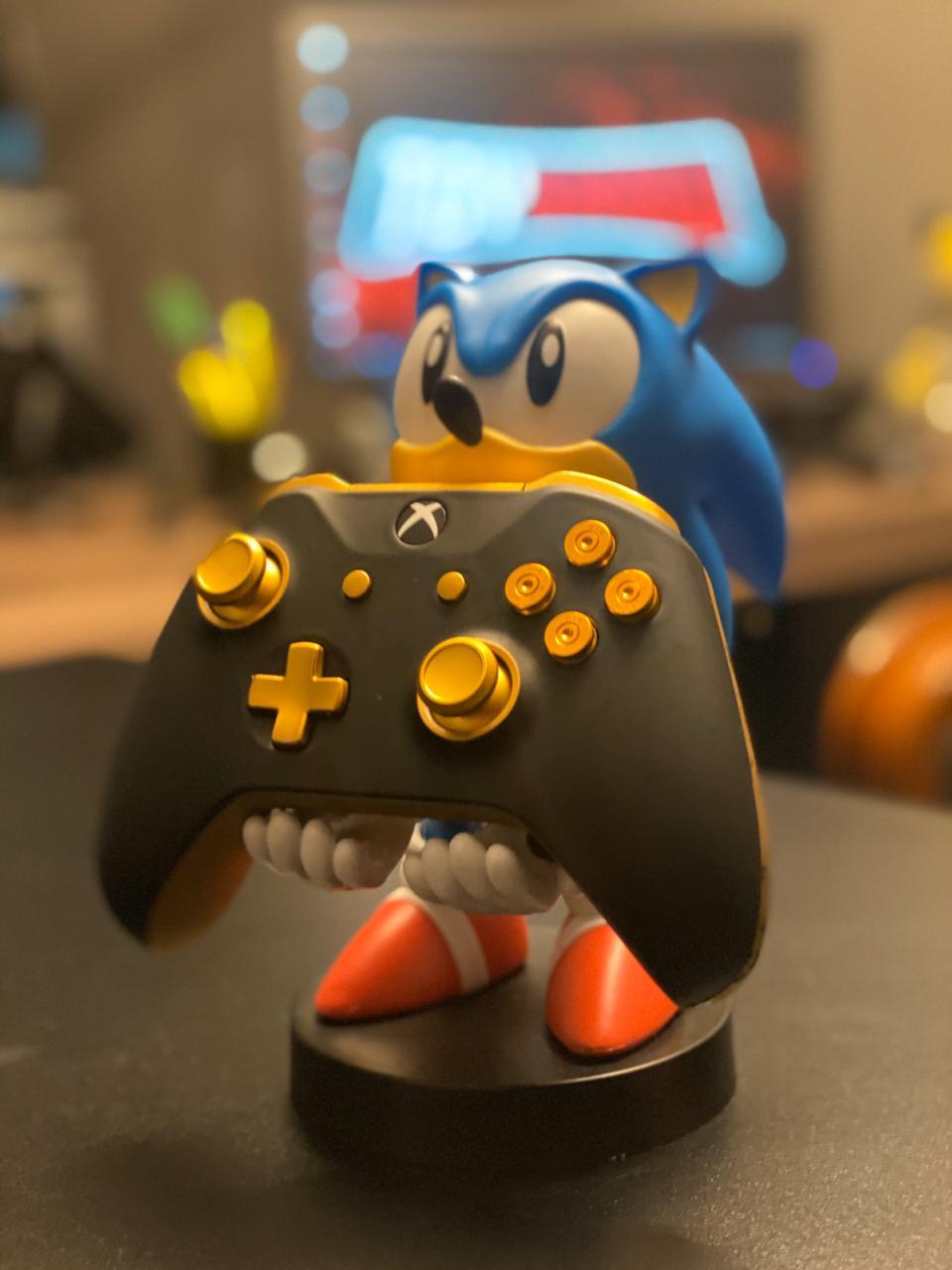 Suporte Para Celular e Controle de Vídeo Game: Sonic (The Hedgehog)