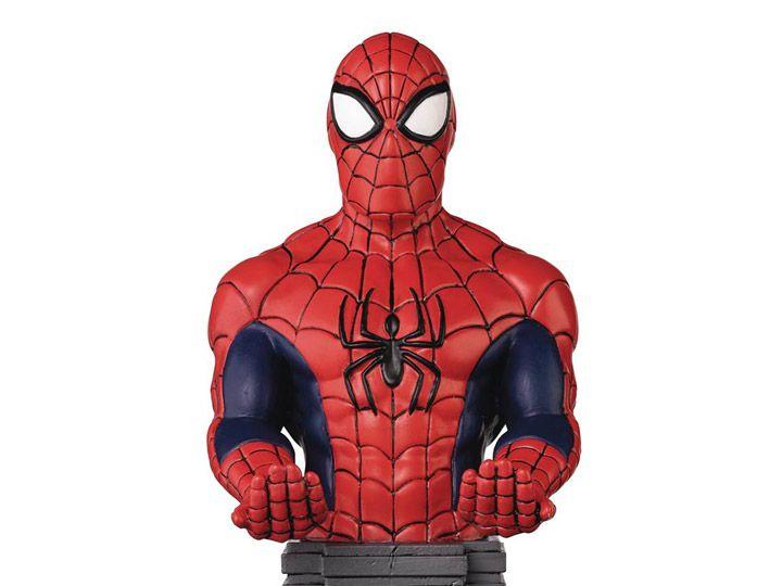 PRÉ VENDA Suporte Para Controle de Vídeo Game e Celular: Homem-Aranha (Spider-Man) Marvel - Exquisite Gaming