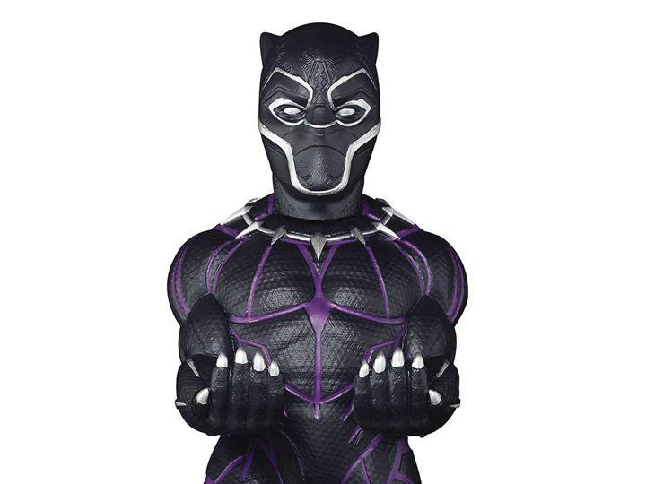 PRÉ VENDA Suporte Para Controle de Vídeo Game e Celular: Pantera Negra (Black Panther) Marvel - Exquisite Gaming