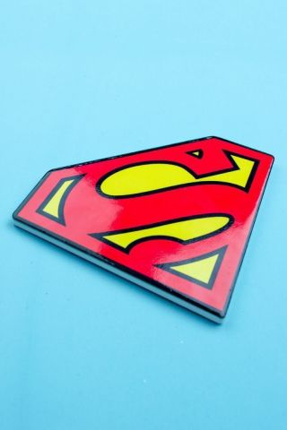 Suporte Para Panela Logo Super Homem Superman: DC Comics - Metropole