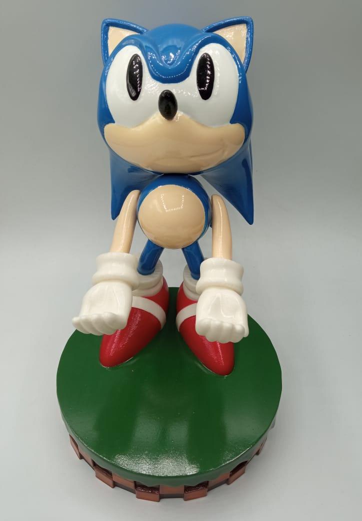 Suporte Sonic