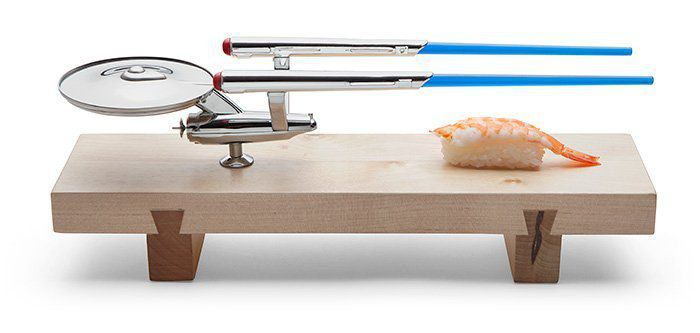 Sushi Star Trek U.S.S. Enterprise