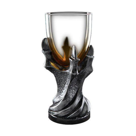 Taça Dragonclaw Goblet: Game of Thrones Réplica