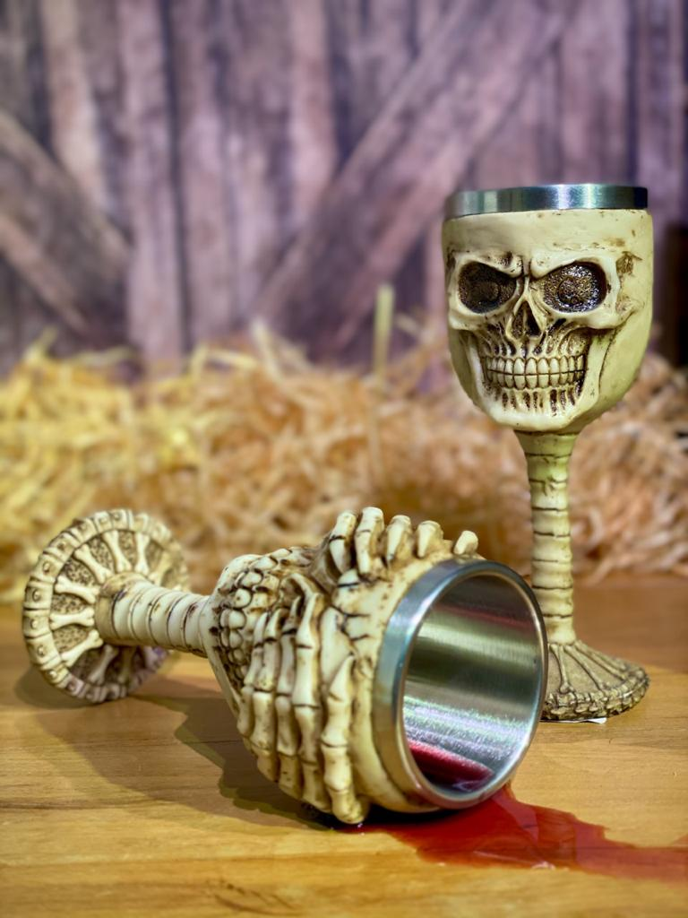 Taça Game Of Thrones: Caveira