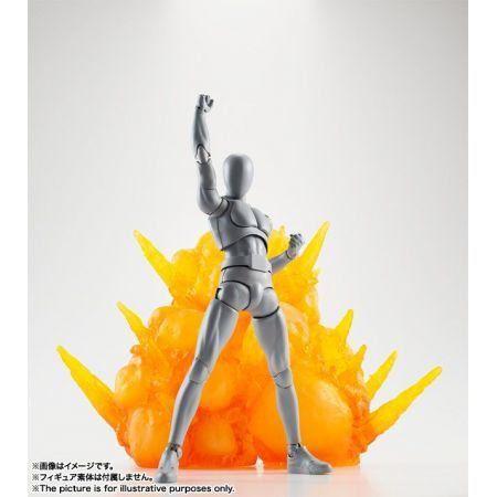 Tamashii Effect Act Explosion Red Ver. - Bandai