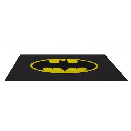 Tapete Batman Poliester/Algodão Banheiro - Dc Comics