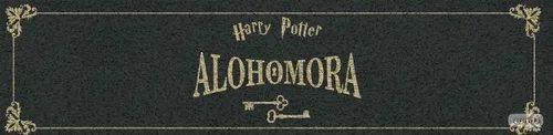 "Tapete Cozinha ""Alohomora"": Harry Potter"