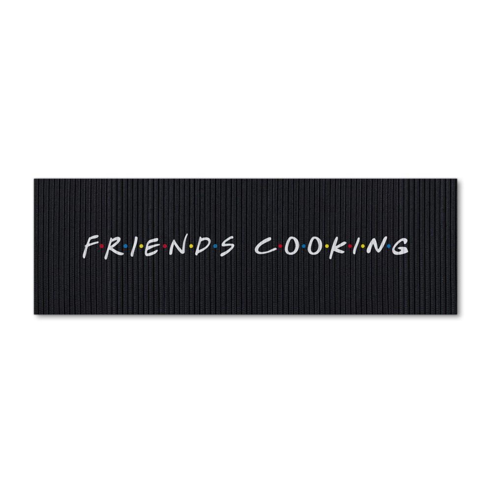 Tapete de Cozinha '' Friends - Cooking '': Friends