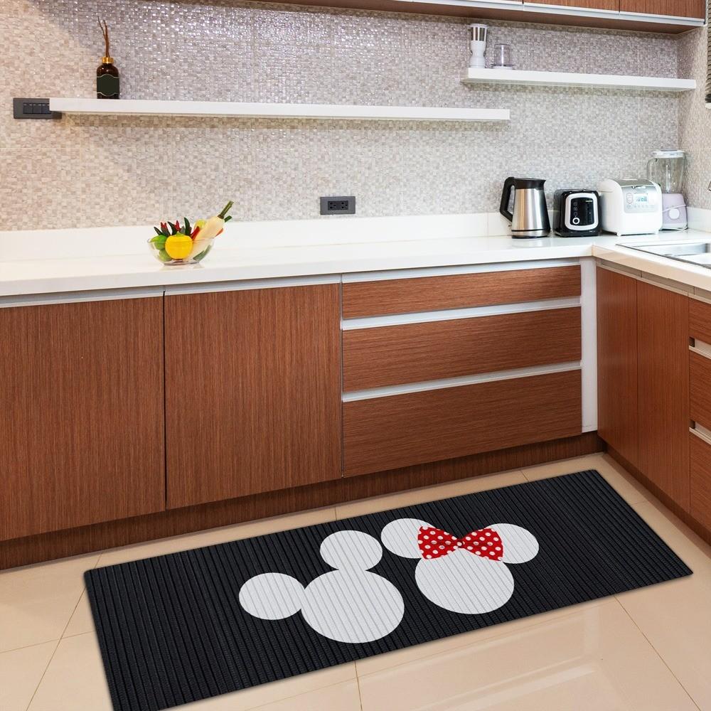 Tapete de Cozinha Mickey e Minney: Disney