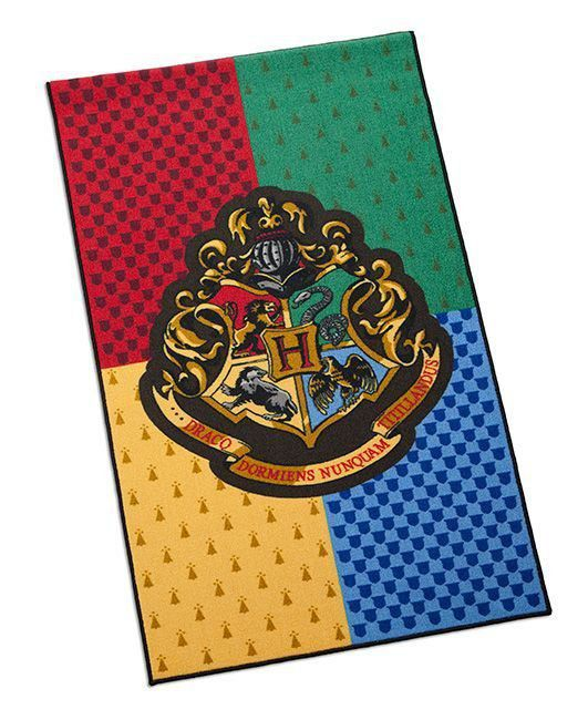 Tapete Hogwarts: Harry Potter - ThinkGeek