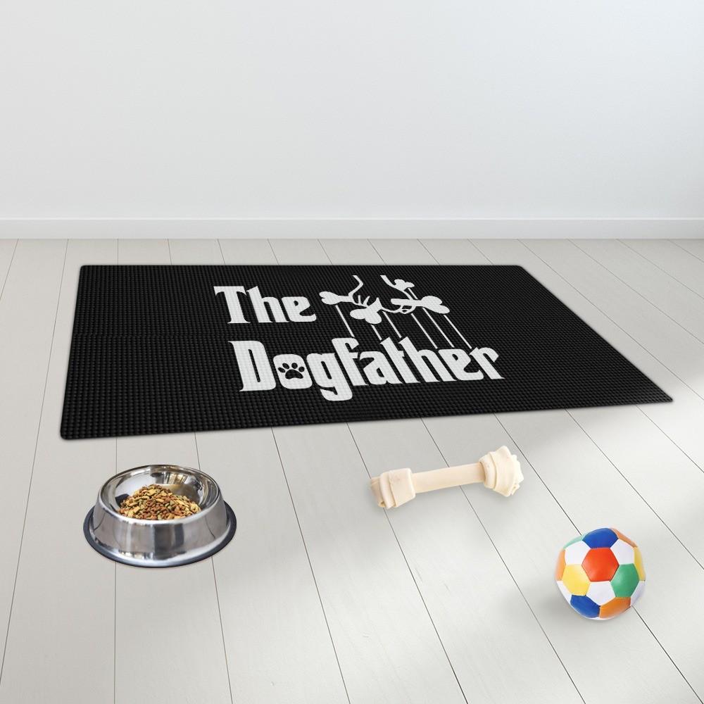 Tapete Pet Impermeável (Cachorro, Gato, Alimentação):