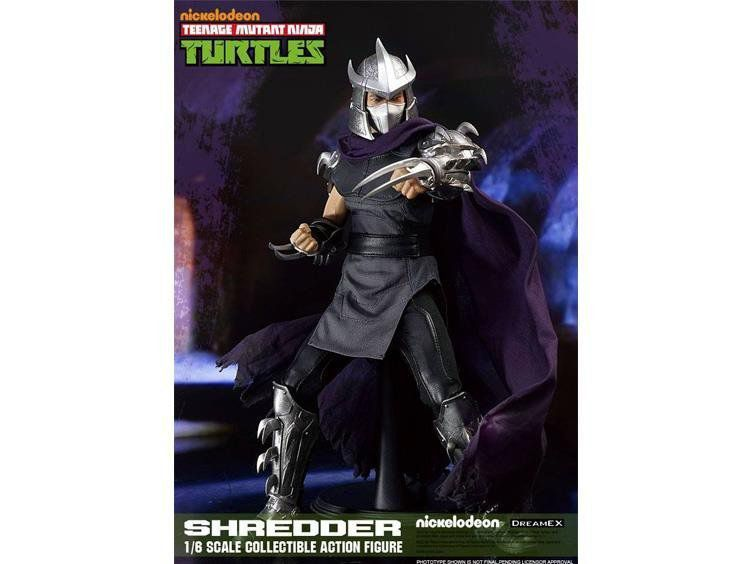 Tartarugas Ninjas: Shredder (Destruidor) Limited Edition Escala 1/6 - DreamEX