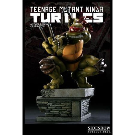 Tartarugas Ninjas Michelangelo - Sideshow