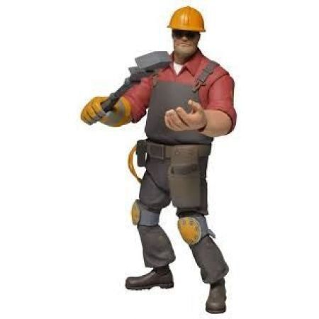 Team Fortress (Series 3) Red Engineer - Neca