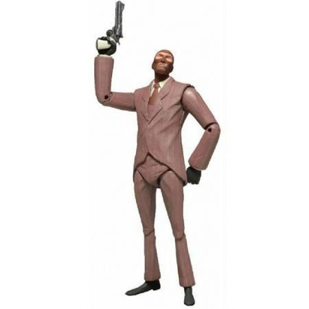 Team Fortress (Series 3) Red Spy - Neca
