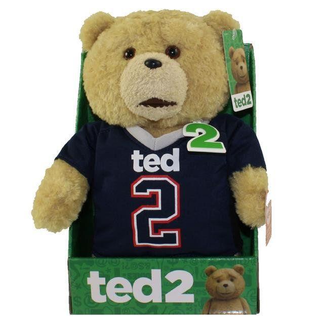 TED 2 The Movie Pelúcia Falante Futebol Americano - Commonwealth