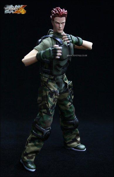 Tekken 4 Hwoarang - Cworks