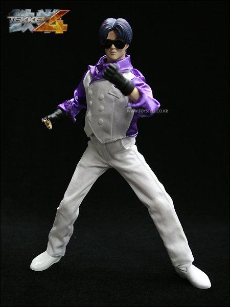 Tekken 4 Violet - Cworks