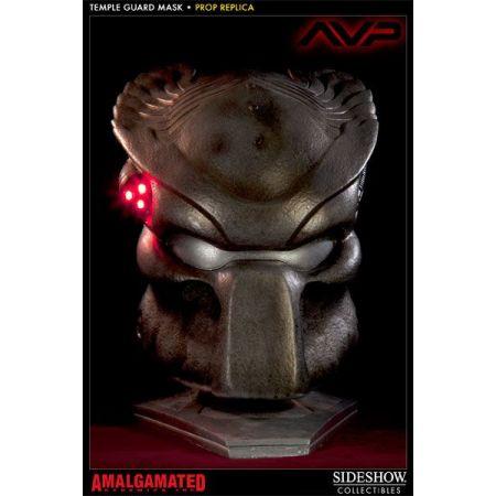 Temple Guard Predador / Predator Máscara Réplica 1:1 - Sideshow