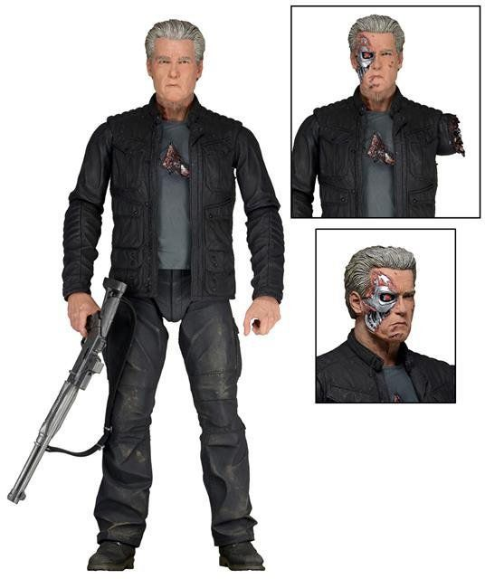 Terminator Genisys Pops T-800 Versão 2017 - Neca