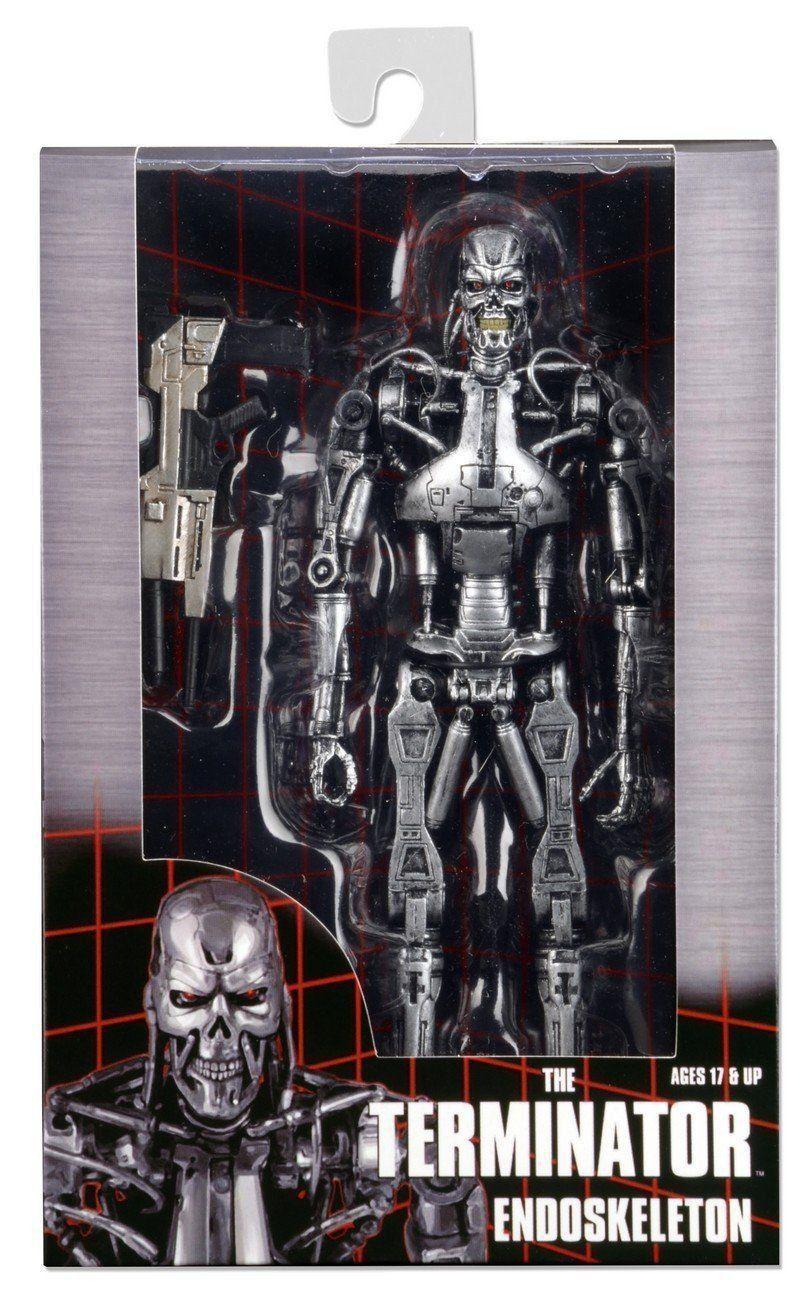 Terminator T-800 Endoskeleton Classic Terminator - Neca