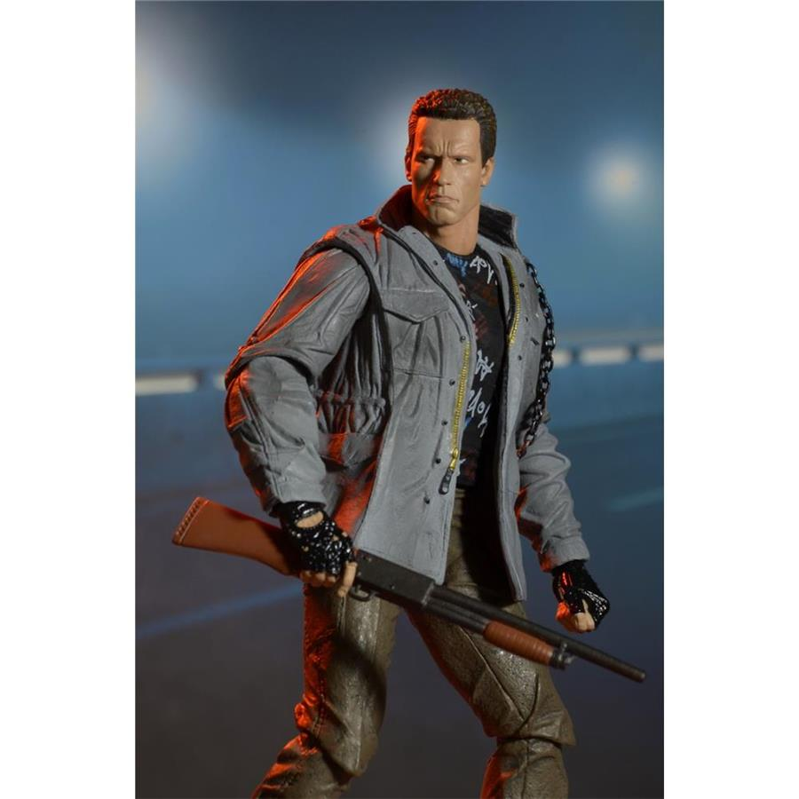 Terminator Ultimate T-800 (Tech Noir) - Neca