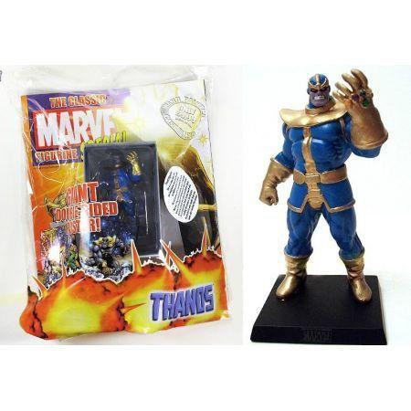 Thanos Magazine Special - Eaglemoss