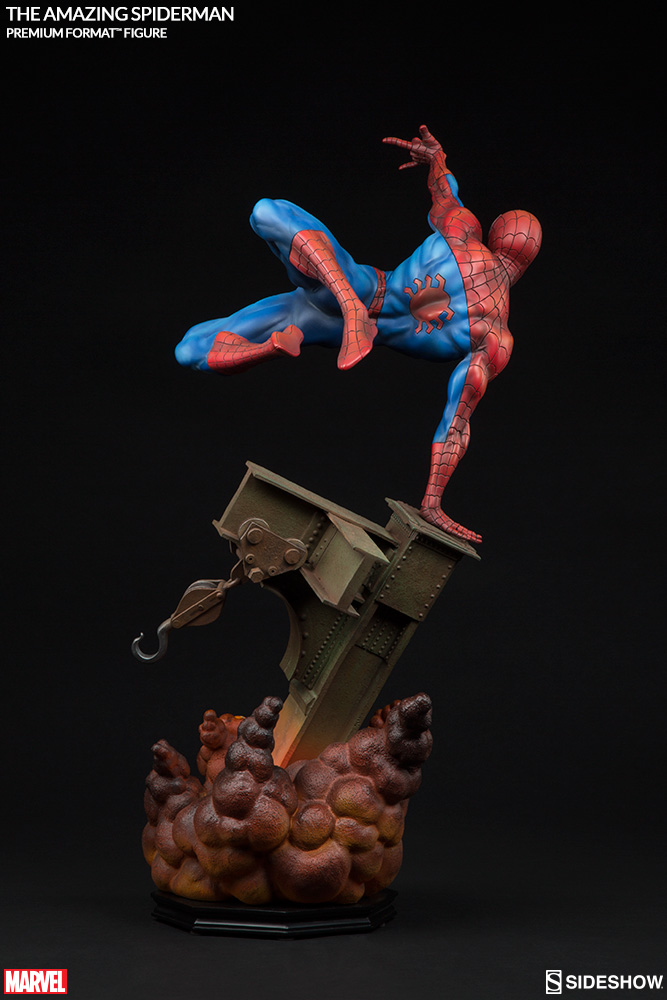 The Amazing Spider-Man Premium Format - Sideshow
