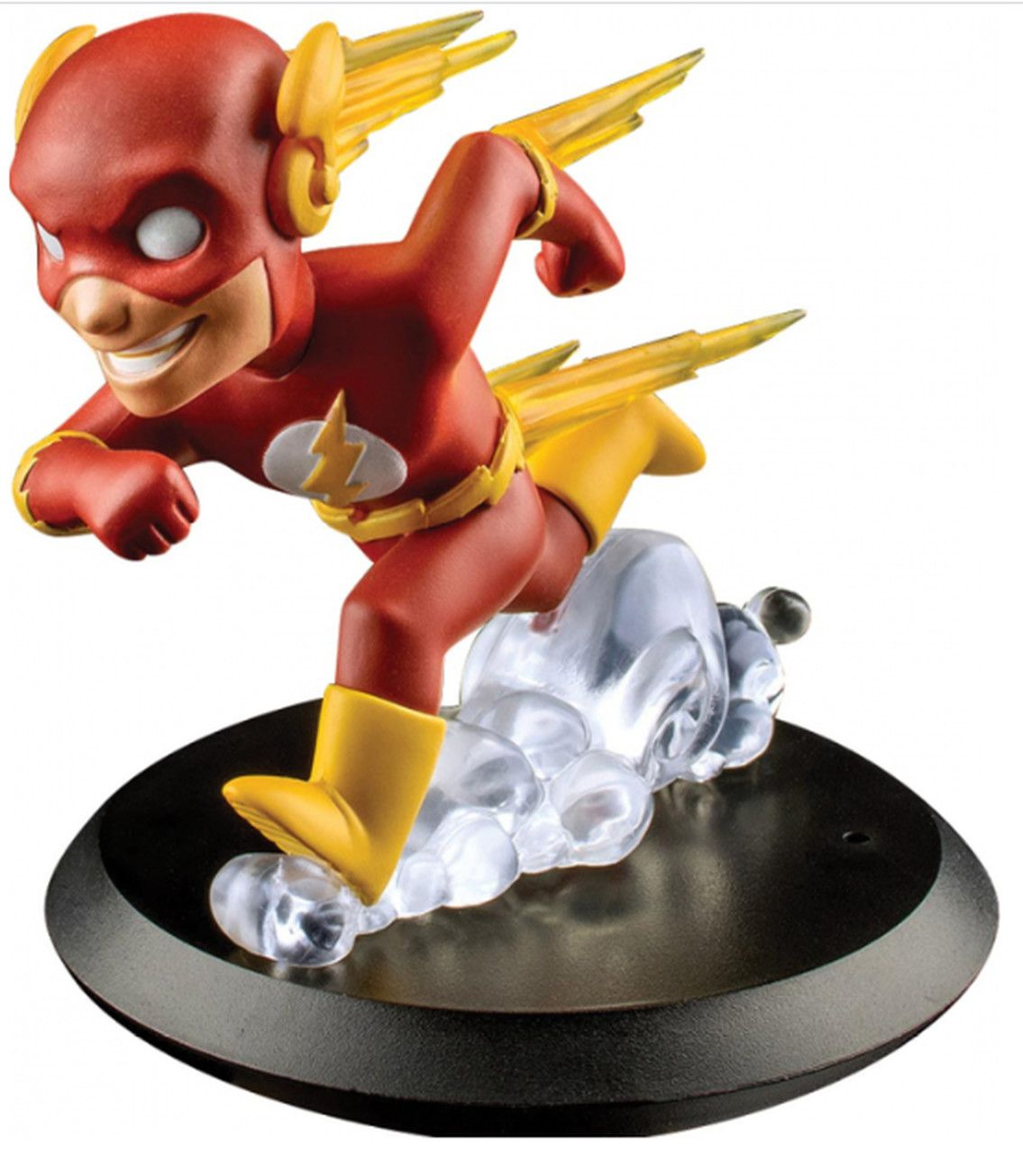The Flash: DC Comics (Q-Fig) - Quantum Mechanix