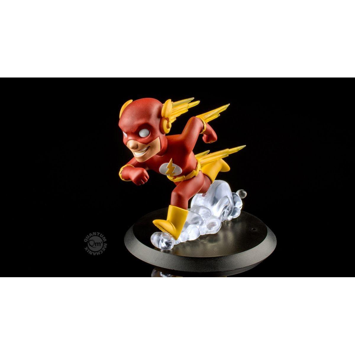 The Flash: DC Comics (Q-Fig) - Quantum Mechanix