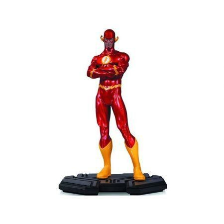 The Flash Statue 1:6 - Dc Collectibles