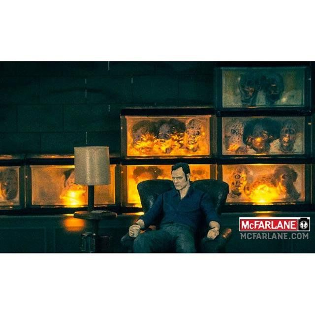 The Governors Room The Walking Dead - McFarlane