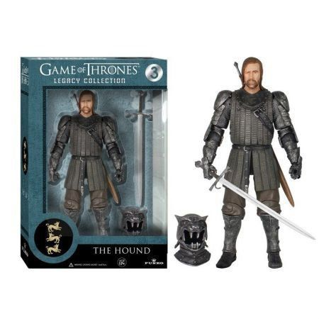 Funko The Hound Game of Thrones Legacy Collection - Funko