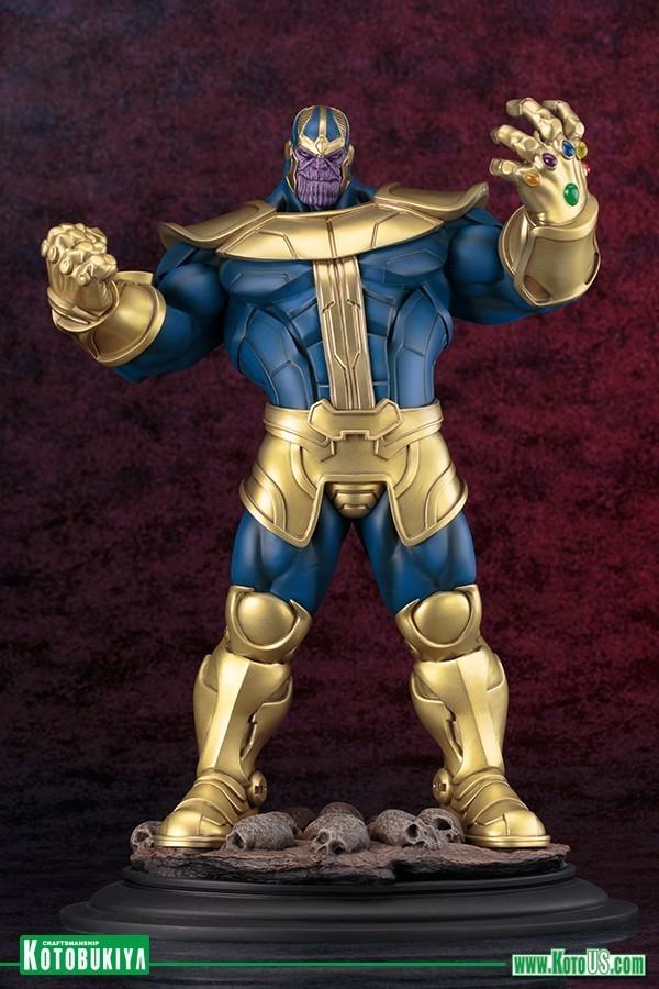 Estátua Thanos: The Infinity Gauntlet Escala 1/6 - Kotobukiya