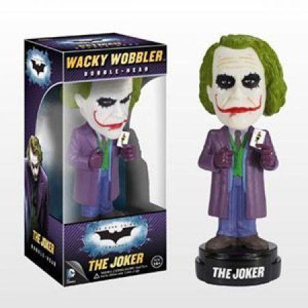 Funko The Joker The Dark Knight  Bobble Head Falante - Funko