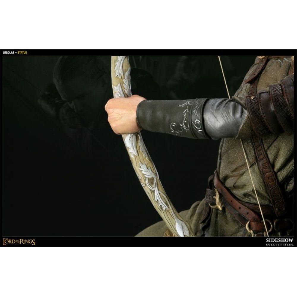 Estátua Legolas: O Senhor dos Anéis (The Lord of the Rings) - Sideshow - CG