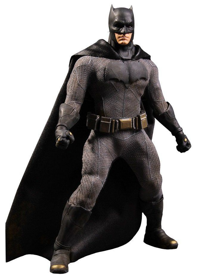 The One: 12 Collective Batman Vs Superman : Batman - Mezco
