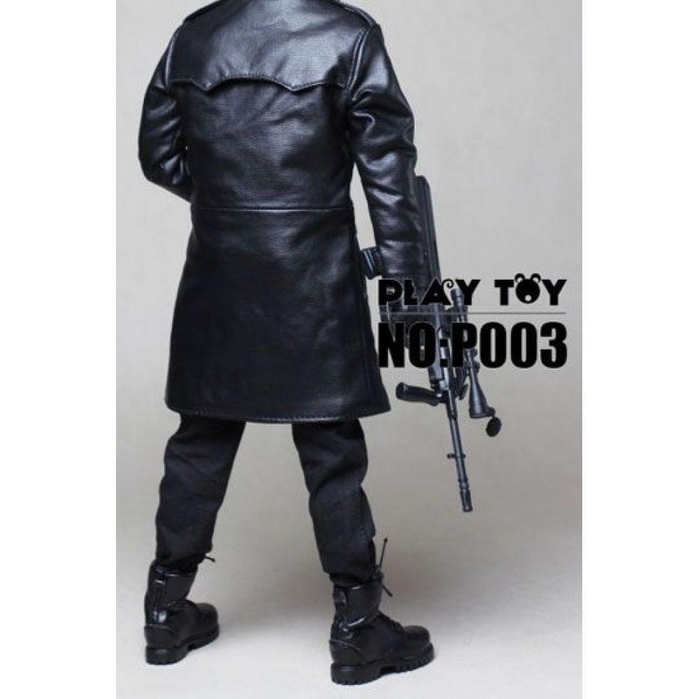 Boneco Jean Villain (Jean Claude Van Damme): Os Mercenários 2 (The Expendables 2 - Back For War) Escala 1/6 - Play Toy (Apenas Venda Online)