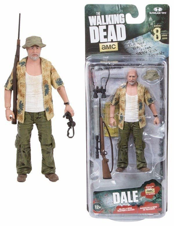The Walking Dead: Dale Horvath Series 9 - McFarlane