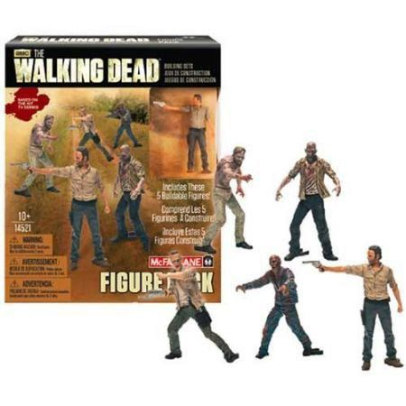 The Walking Dead Figure Pack - McFarlane Toys