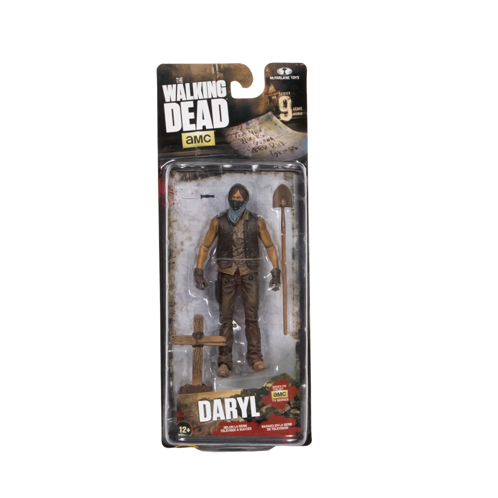 The Walking Dead: Grave Digger Daryl Dixon Series 9 - McFarlane
