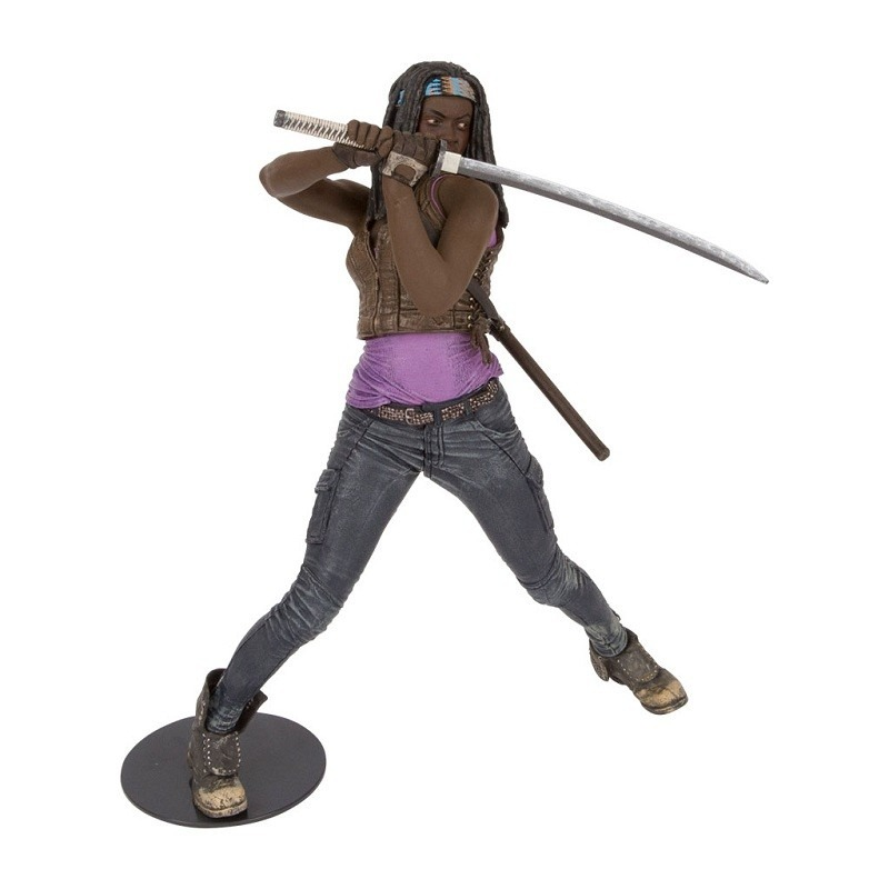 The Walking Dead Michonne 25cm Deluxe - McFarlane