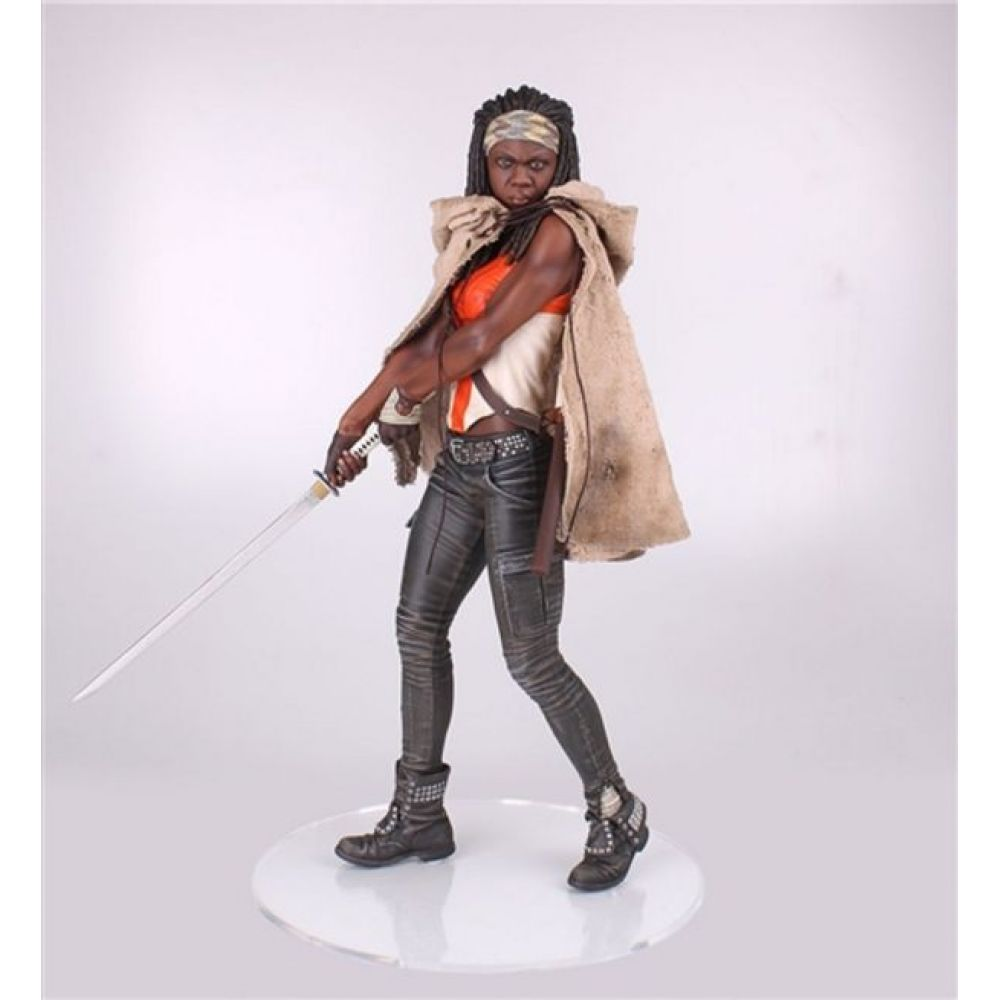Estátua Michonne: The Walking Dead Escala 1/4 Limited Edition - Gentle Giant