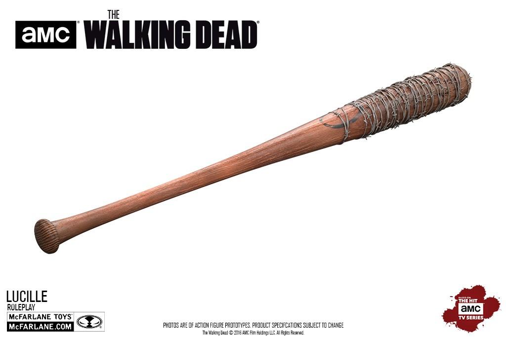 Réplica Taco Lucille (Negan): The Walking Dead - McFarlane