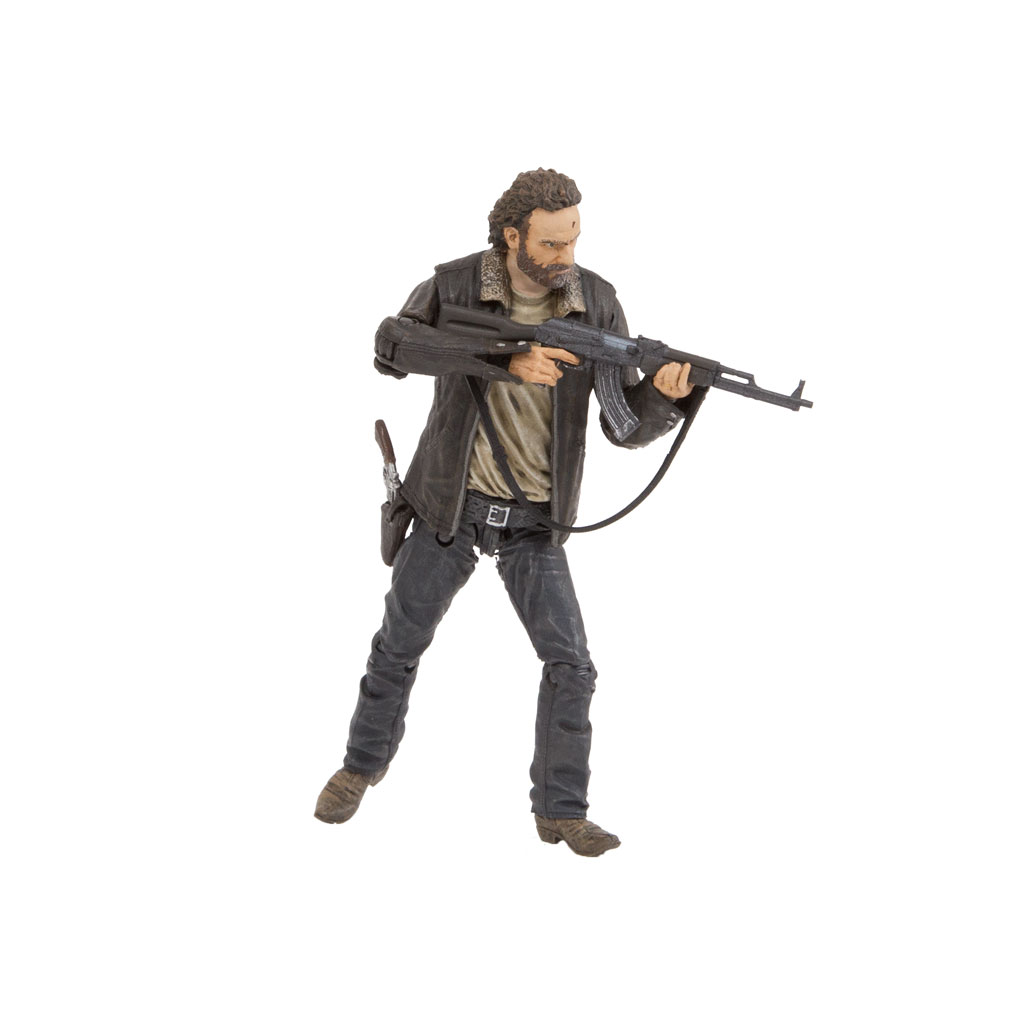 The Walking Dead: Rick Grimes Series 8 - McFarlane