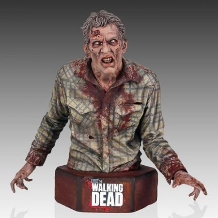 The Walking Dead Sophia Stalker Walker Zombie - Gentle Giant