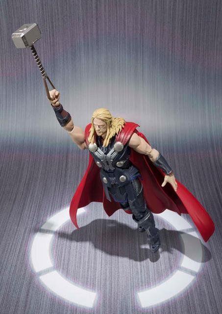 Boneco Thor: Vingadores: Era de Ultron S.H Figuarts - Bandai