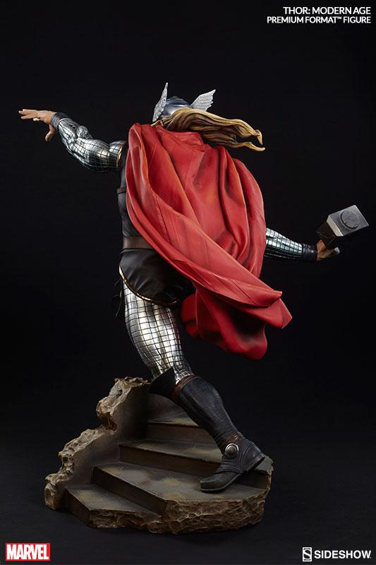 PRÉ VENDA: Thor: Modern Age Premium Format Escala 1/4 - Sideshow